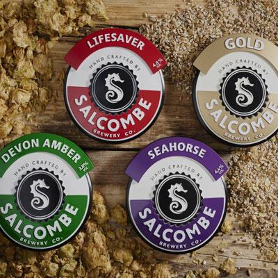 salcombe brewery